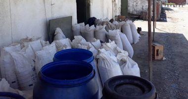 Tone de azot și cereale, confiscate în urma unor percheziții în județul Constanța