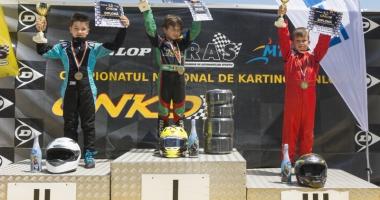 Piloții constănțeni, din nou pe podiumul Campionatului Național