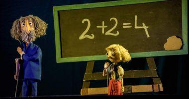 """""""Pinocchio"""", într-o nouă aventură, alături de copii"""