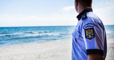 Poliția, în control pe plaja din Tuzla: afaceri ilegale și droguri!