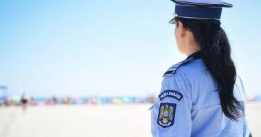 Polițiștii continuă activitățile preventive pe litoral