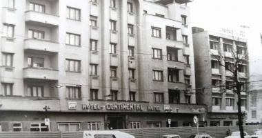 Arhiva de Aur Cuget Liber. Scandalul Continental și ruinele din mijlocul orașului