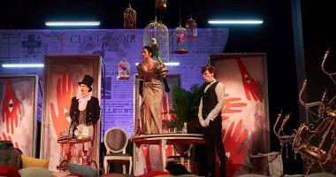 Teatrul de Stat Constanţa se redeschide cu o nouă premieră