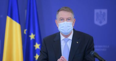 Klaus Iohannis declară că pașaportul de vaccinare ar trebui folosit în scop medical
