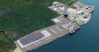 Primul port eolian din SUA. Unde va fi construit