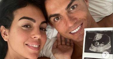 Cristiano Ronaldo și prietena sa au anunțat că vor fi din nou părinți
