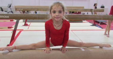 Sabrina Voinea impresionează la antrenamente