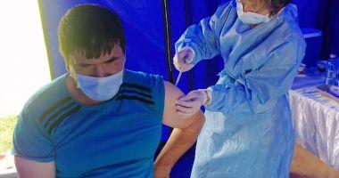 Campanie de vaccinare împotriva COVID-19 în comuna Saraiu