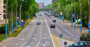 Schimbări de trafic rutier în stațiunea Mamaia. Cum se va circula de luni, 26 aprilie
