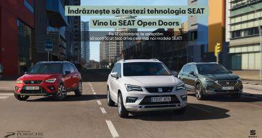 Exclusiv Auto va invită la SEAT Open Doors