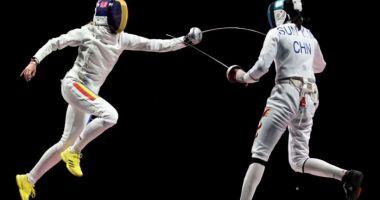 Prima medialie de la Tokyo a României. Ana Maria Popescu câștigă argintul la spadă