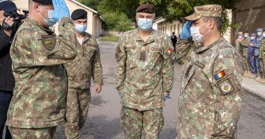 Structură de pregătire militară, încadrată doar cu subofițeri