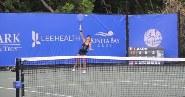Tenis / Irina Bara vs. Katie Volynets, în finala turneului de la Bonita Springs
