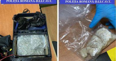 Traficanţi de droguri de mare risc, trimişi în judecată, la Constanţa