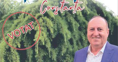 Candidatul la primărie Tudorel Chesoi propune un Pact pentru Constanța