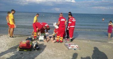 Tragedie! O persoană s-a înecat azi, în Lacul Techirghiol