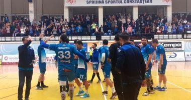 Turneul Final 4 al Cupei României la handbal nu va mai avea loc la Constanța