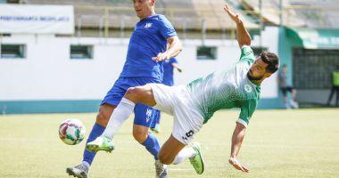 Unirea Constanţa, debut cu înfrângere în Liga a Doua