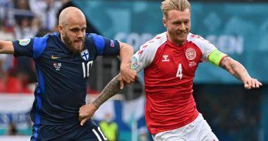 Fotbal, EURO 2020 / Finlanda, prima surpriză de la turneul final