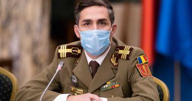 Valeriu Gheorghiţă: Peste 75% dintre persoanele programate pentru vaccinare au peste 65 de ani