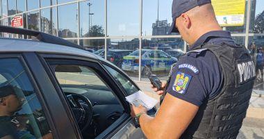 Tineri cu mandate europene de arestare, depistați în orașul Ovidiu