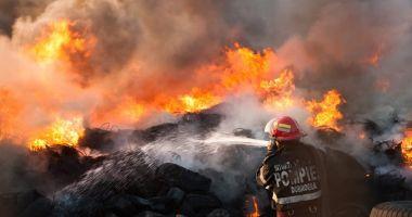 Ziua Pompierilor din România. Mesajul inspectorului şef al ISU Dobrogea